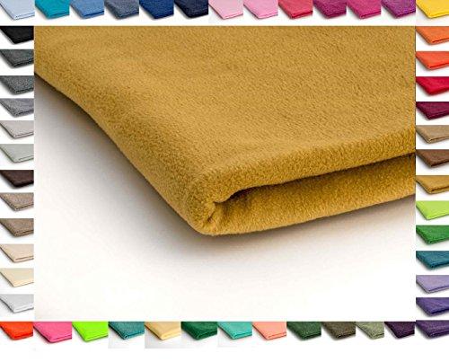 Polar tela lana, prendas punto, paño 300 g/m² -