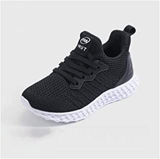 QH Running Shoes, Shepherd Girls Shoes, Autumn Mesh Breathable Sneakers, Boys Net Shoes in The Big Children Running Shoes Winter