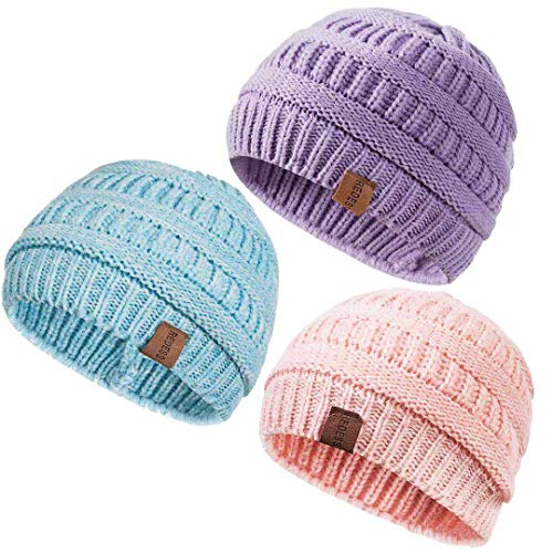 (50% OFF) Fleece Lined Hats for Baby/Kids $9.99 – Coupon Code