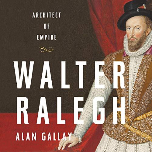 Walter Ralegh audiobook cover art