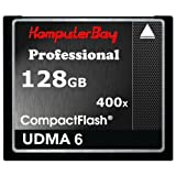 KOMPUTERBAY 128GB Professional COMPACT FLASH CARD CF 400X WRITE 30MB/s READ 60MB/s Extreme Speed UDMA 6 RAW 128 GB by KOMPUTERBAY [並行輸入品]