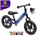 Best balance bike with training wheel - thecroco Premium & Ultra-Light Balance Bike: Only 4 Review