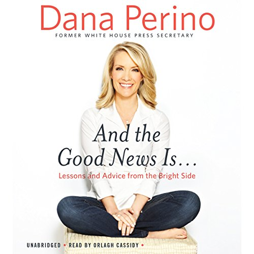 And the Good News Is… audiobook cover art