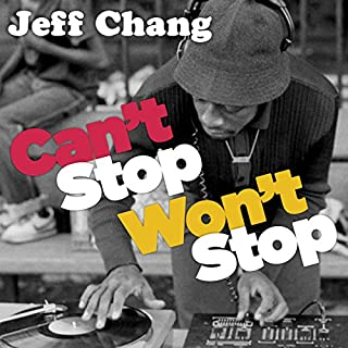 Can't Stop Won't Stop audiobook cover art