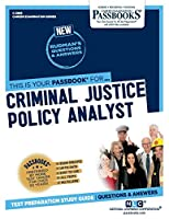 Criminal Justice Policy Analyst (Career Examination)