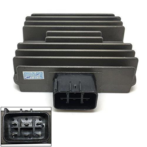 CBK Voltage Regulator Rectifier for Suzuki 450 500 700 750 KingQuad Kawasaki Mule 3000 3010 KAF620G Brute Force 650 750 KVF650 KVF750 21066-0705 21066-1127 32800-42F00