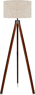 Best threshold floor lamp oak finish Reviews