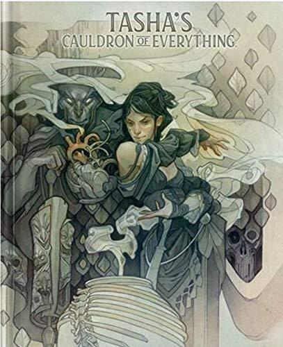 Dungeons & Dragons: Tasha's Cauldron of Everything (Alternate Cover)