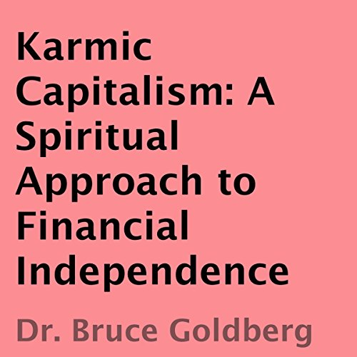 Karmic Capitalism audiobook cover art