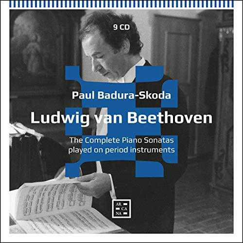 Beethoven: Die Klaviersonaten, gespielt auf zeitgenössischen Instrumenten (GA)