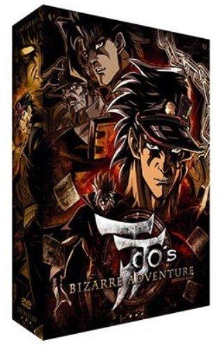 Jojo's Bizarre Adventure - Coffret 4 DVD - Intégrale - 13 épisodes VOSTF
