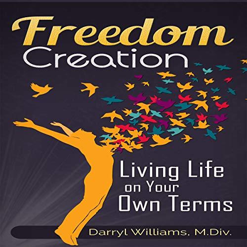 Freedom Creation: Bonus audiobook cover art