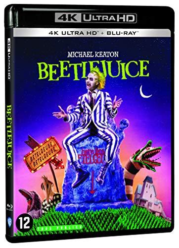 Beetlejuice [4K Ultra HD + Blu-Ray]