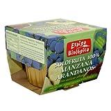 Espiga Bio Solofruta Manz/Arand 2X100 Gr Pack 2 Tarrinas De 100 Gr Espiga Bio 400 g
