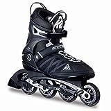 K2 Heren F.i.t. 80 Inline Skates | Tec Composite frame | Stability Plus Cuff | ABEC 5 kogellagers | Wielen van 80 mm