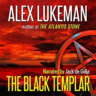 The Black Templar cover art