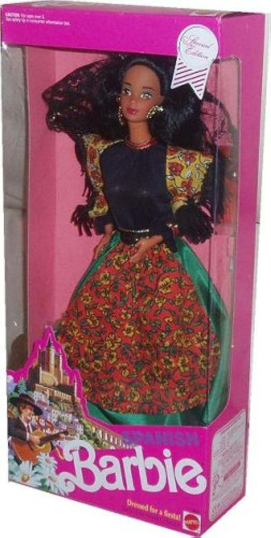 Barb ie Collector   4963 Dolls of the World Spanish B000UI7M9O Konzentrieren Sie sich auf das Babyleben | Attraktiv Und Langlebig
