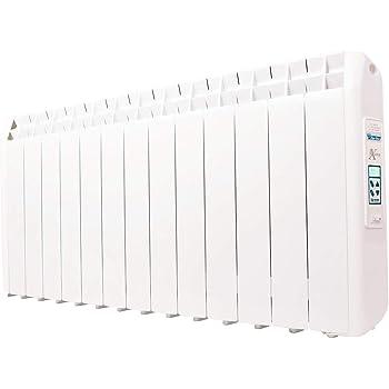 farho Radiador Eléctrico Bajo Consumo XP (Xana Plus) 1430W (13) · Emisor Térmico con Termostato Digital Programable 24/7 · WiFi Opcional · Ideal para Estancias hasta 23m2· 20 AÑOS DE GARANTÍA