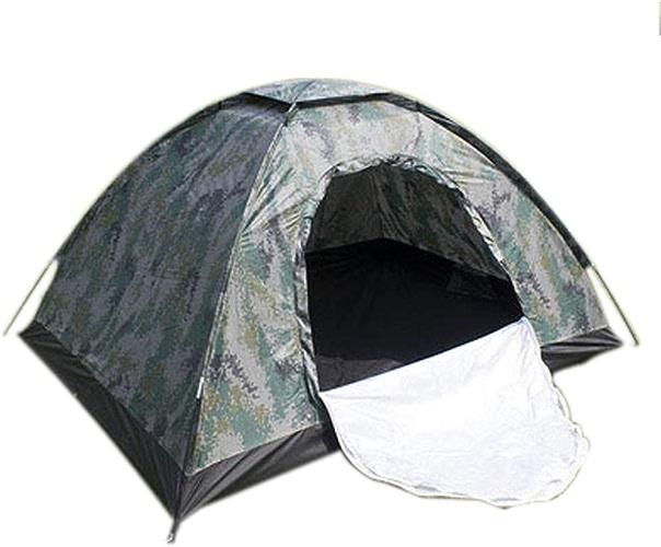 Qifengshop Double numérique, Tente de Camping en Plein air, Tente de Tourisme
