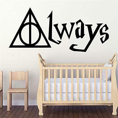wZUN Decoración habitación de bebé extraíble Vinilo Mura