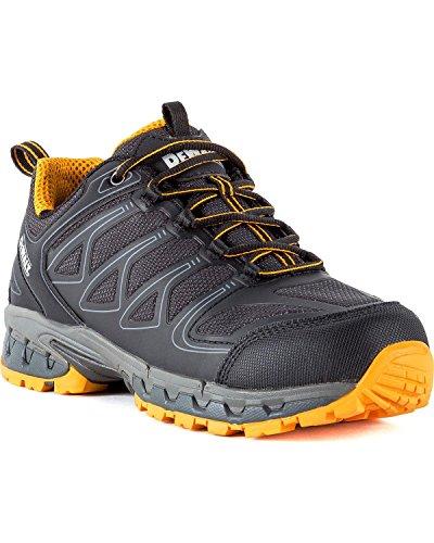 Price comparison product image DEWALT Men's Boron Aluminum Toe Work Shoe (11 D(M) US,  Black / Yellow)