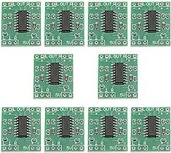 WMYCONGCONG 10 PCS Super Mini PAM8403 23W D Class Digital Amplifier Board 2.5-5V USB Power Supply