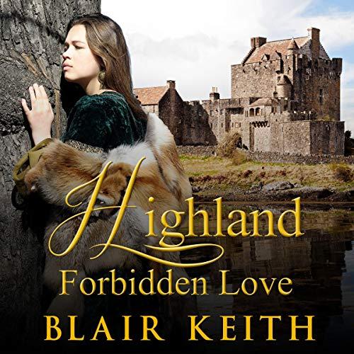 Highland Forbidden Love audiobook cover art