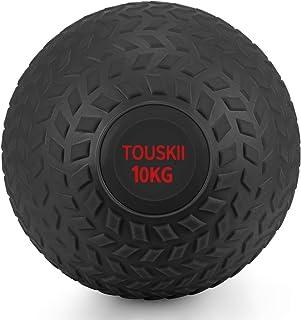 TOUSKII メディシンボール 2~10kg 筋力トレーニング スラムボール エクササイズ