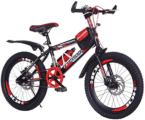 Wxnnx Kids Bike 20' Kids Outdoor Bicycle 7-speed Adjustable,for 9-14Years Old Boys And Girls Adjustable Children Mountain Bicycle,B