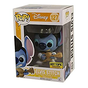Funko Pop! Disney Elvis Stitch Exclusive #127