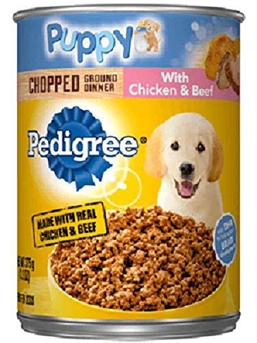 Pedigree Puppy Canned Dog Food For Pugs
