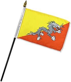 Flags Importer DF-Butan - Banderas Decorativas, Multicolor