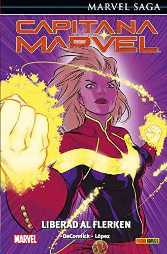 Capitana Marvel 5. Libera
