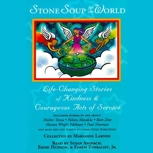 Stone Soup for the World audiobook cover art