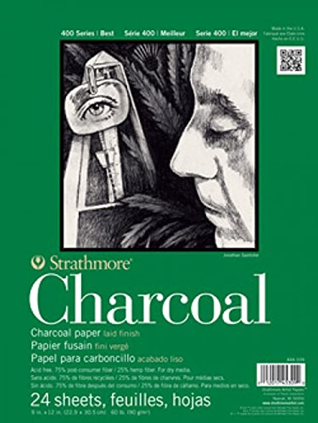 Strathmore ((444-106 400 Series Charcoal Pad, 6