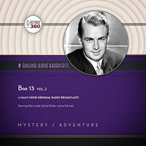 Box 13, Vol. 2 audiobook cover art