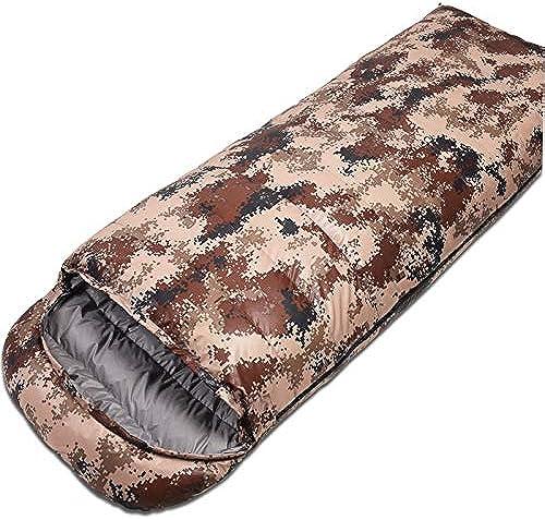 Xinsushp Home Camouflage en Duvet Sac de Couchage (Taille   B)