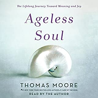 Ageless Soul audiobook cover art