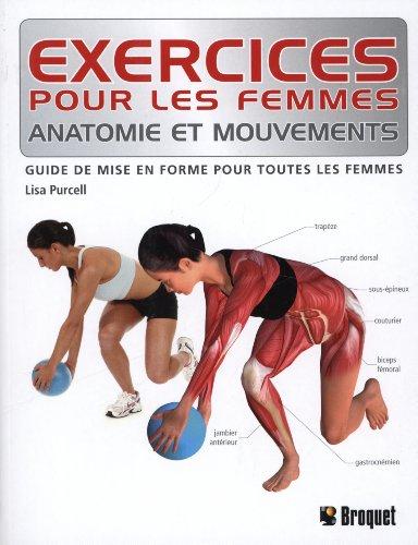 Exercices pour les femmes : Anatomie et mouvements