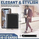 Zoom IMG-2 wilbest portafoglio uomo pelle vera