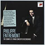 Philippe Entremont - The Complete Piano Concerto Recordings (Coffret 19 CD)