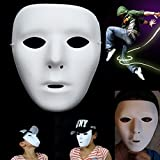 Máscara de Jabbawockeez Fool 's Day Joke Máscara Facial de Juguete Fancy Mysterious Costumes...