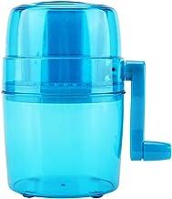 Rasoir de broyeur à glace 37Oz, Machine à glace pilée avec ménage manuel portable pour fabricant de broyeur à glace à mani...