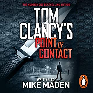 Tom Clancy's Point of Contact                   By:                                                                                                                                 Mike Maden                               Narrated by:                                                                                                                                 Scott Brick                      Length: 13 hrs and 39 mins     16 ratings     Overall 4.4