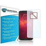 Slabo Premium Film Protection d'écran en Verre trempé Compatible avec Motorola Moto Z3 | Moto Z3...