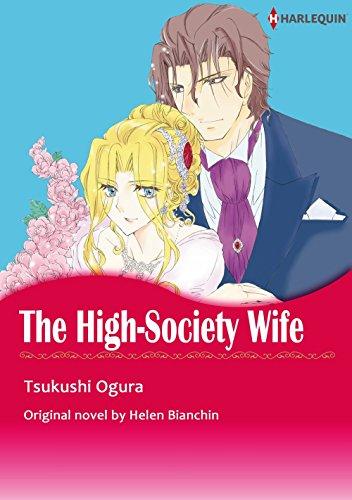 The High-Society Wife: Harlequin comics (English Edition)