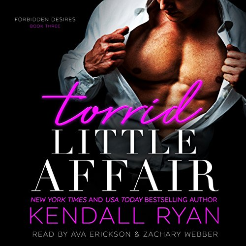 Torrid Little Affair audiobook cover art
