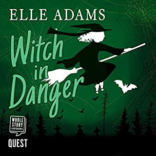 Witch in Danger cover art