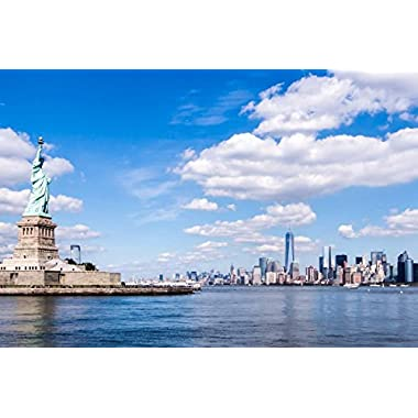 Statue of Liberty and Ellis Island Experience in New York for One - Tinggly Voucher / Gift Card in a Gift Box