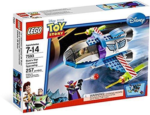 LEGO Toy Story 7593 - Comando Stellare